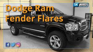 100 Dodge Truck Fender Flares How To Install Rugged Style 200209 Ram BUY