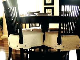 Rare Fashionable Dining Chair Pads Seat Indoor Cushions Black Archaicawful Protective Covers For
