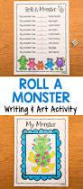 Shake Dem Halloween Bones Lesson by Monster Writing Prompts Writing Centers Writing Prompts And