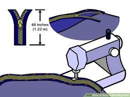 Image Titled Make A Bean Bag Chair Step 12