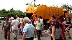Taiwan's Garbage Trucks Either Play