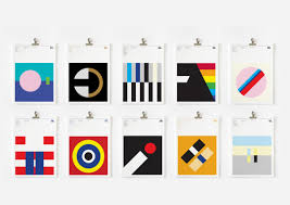 Minimalist Posters Of Classic Album Covers