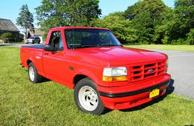Daily Turismo: Born This Way: 1993 Ford F-150 SVT Lightning 1993 Ford F250 2 Owner 128k Xtracab Pickup Truck Low Mile For Red Lightning F150 Bullet Motsports Only 2585 Produced The Long Haul 10 Tips To Help Your Run Well Into Old Age Xlt 4x4 Shortbed Classic 4x4 Fords 1st Diesel Engine Custom Mini Trucks Ridin Around August 2011 Truckin Autos More 1993fordf150lightningredtruckfrontquaertop Hot Rod Readers Rote1993 Regular Cablong Bed Specs Photos Crittden Automotive Library
