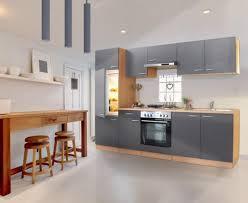 welche wandfarbe passt zu einer grauen einbauküche farbe