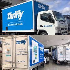 100 Thrifty Truck Rentals Blackflagdesigns Hash Tags Deskgram