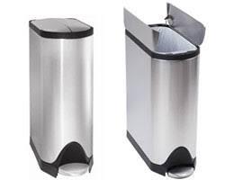 poubelle design cuisine la poubelle de cuisine se fait inspiration cuisine le