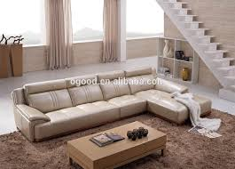 2015 Latest Sofas Designs Simple Alibaba Living Room Couches White Cream Pillow Table Brown Wooden Carpet Curtain Long Pink