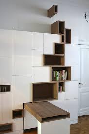 canap avec biblioth que int gr e 1001 idées comment décorer vos intérieurs avec une niche murale