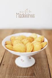 ohlala madeleines grundrezept für die französischen gebäck