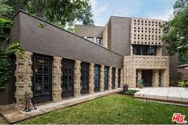 100 Frank Lloyd Wright Textile Block Houses S Striking MayanInspired Derby House In