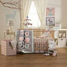 Pink Crib Bedding by Pink Baby Bedding Rosenberry Rooms