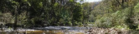100 Lerderderg State Park East Walk Track Basecamp Melbourne
