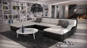 canapé cuir en u exquis canape dangle cuir center design canapés d angle en u design