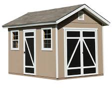 Storage Sheds Ocala Fl by Hillsdale 8ft X 12ft Heartland Industries