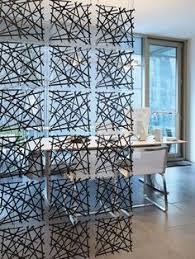 20 carrés rideau design séparation design pip déco séparation