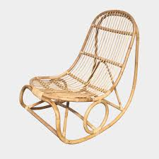 Sika Design Nanny Rocking Chair By Nanna Ditzel | Modern Resale Italian 1940s Wicker Lounge Chair Att To Casa E Giardino Kay High Rocking By Gloster Fniture Stylepark Natural Rattan Rocking Chair Vintage Style Amazoncouk Kitchen Best Way For Your Relaxing Using Wicker Sf180515i1roh Noordwolde Bent Rattan Design Sold Mid Century Modern Franco Albini Klara With Cane Back Hivemoderncom Yamakawa Bamboo 1960s 86256 In Bamboo And Design Market Laze Outdoor Roda