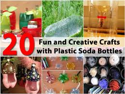 20 Fun And Creative Crafts With Plastic Soda Bottles