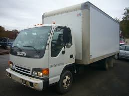 2005 Isuzu NPR-HD Single Axle Box Truck For Sale By Arthur Trovei ...