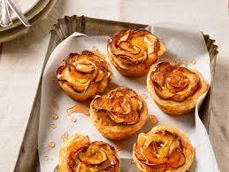 apfelrosen muffins schnell mit blätterteig