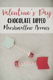 Sherpa Dish Chair Target by Valentine U0027s Day Chocolate Dipped Marshmallow Arrows Lauren Mcbride