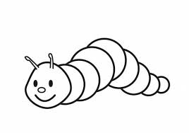 Lovely Caterpillar Coloring Page 22 About Remodel Pages For Kids Online With