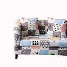 aliexpress com buy geometric stretch sofa slipcover sofa covers