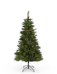 Artificial Christmas Trees Uk 6ft by Christmas Trees Artificial Indoor U0026 Outdoor Christmas Trees M U0026s