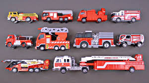 100 Fire Trucks Toys Best Learning Engines For Kids 1 Hot Wheels Matchbox Tomica Toy Cars