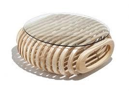 Curved Wood Furniture Design