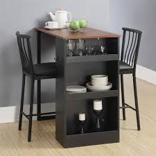 Kitchen Tables For Small Spaces Also Add Wooden Table