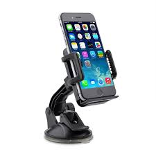 Amazon TaoTronics Car Phone Mount Holder Windshield Dashboard Universal Car Mobile Phone cradle for iOS Android Smartphone and More Cell Phones &