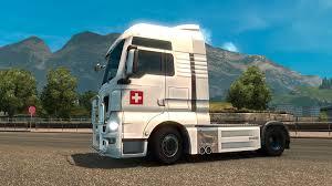 100 Euro Truck Simulator 3 2 Swiss Paint Jobs Pack On Steam