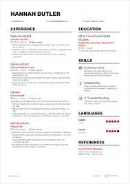 How Do Resume Font Choices Play Into Getting A Job? What Your Resume Should Look Like In 2018 Money 20 Best And Worst Fonts To Use On Your Resume Learn Best Paper Color Fonts Example For A For Duynvadernl Of 2019 Which Font Avoid In Cool Mmdadco Great Nadipalmexco Font Tjfsjournalorg Polished Templates Elegant Professional Samples Heres What Should Look Like Pin By Examples Pictures Monstercom