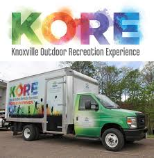 100 14 Foot Box Truck KORE Mobile Outreach City Of Knoxville