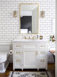 Wainscoting Bathroom Ideas Pictures by Ideas For Using Wainscoting Subway Tile In A Bathroom Soapp Culture