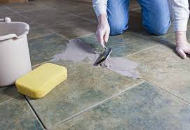 Regrout Old Tile Floor by How To Re Grout Ceramic Tile Internachi