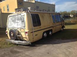 100 Craigslist Tampa Cars And Trucks 1976 GMC Glenbrook 26FT Motorhome Project For Sale In Florida