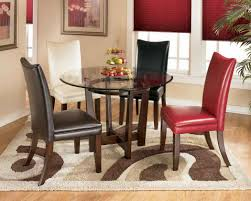 Ethan Allen Dining Room Table Leaf by Round Dining Room Table With Leaf Provisionsdining Com