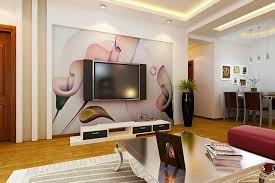 modern living room wall decor