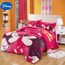 Minnie Mouse Bedding by Online Get Cheap Minnie Mouse Comforter Set Full Aliexpress Com