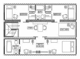 100 Shipping Container Homes Floor Plans S Home Smalltowndjscom