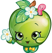 Apple Blossom Shopkin Doll Shopkins Coloring Page Pumpkin Pictures Cake Wiki Costume Cartoon Drawing Images Book