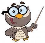 Thinking Owl Clipart ClipartXtras