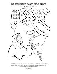 FREE Bible Story Coloring Sheet And Written Activities As Well Lesson Plans Easy To