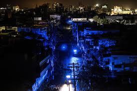 Puerto Rico s power pany was already bankrupt Then Maria hit