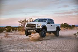 You Can Press The Baja Button In The 2017 Ford Raptor To Make It Eat ...