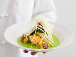 dressage des assiettes en cuisine dressage les astuces d un grand chef pas plus de trois couleurs