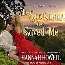 The Scotsman Who Saved Me Audiobook Cover Art