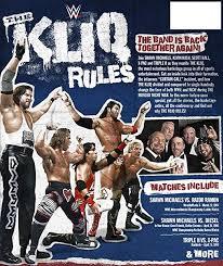 wwe the kliq rules dvd amazon co uk shawn michaels triple h