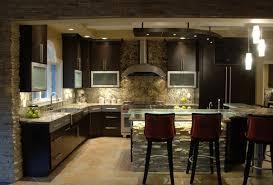 Dark Espresso Kitchen Cabinets Traditional Design